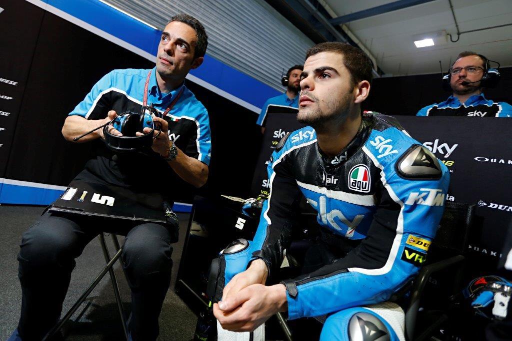 Romano Fenati - Pole - Losail - Qatar - Moto3