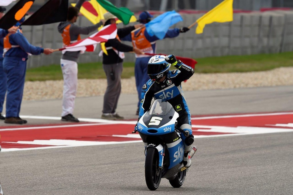 Romano-Fenati-COTA-2016-Race