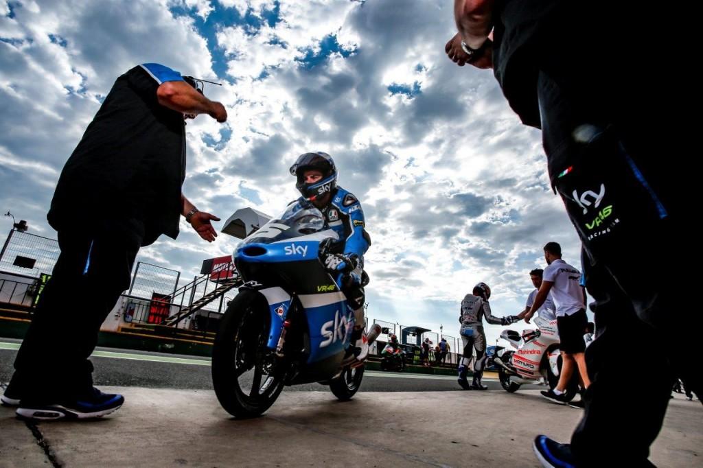 Romano Fenati - Termas de Rio Hondo - 2016 - Moto3