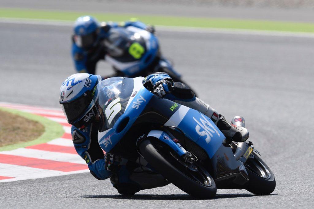 Romano Fenati - Catalunya - Race - 2016