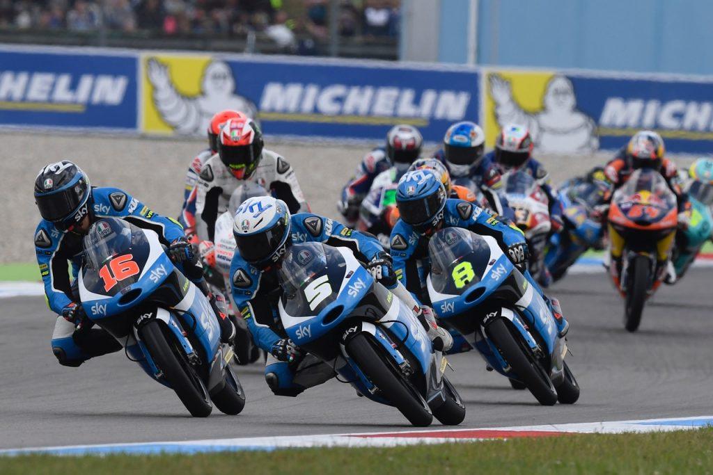Romano Fenati - TT Assen - 2016 - Race
