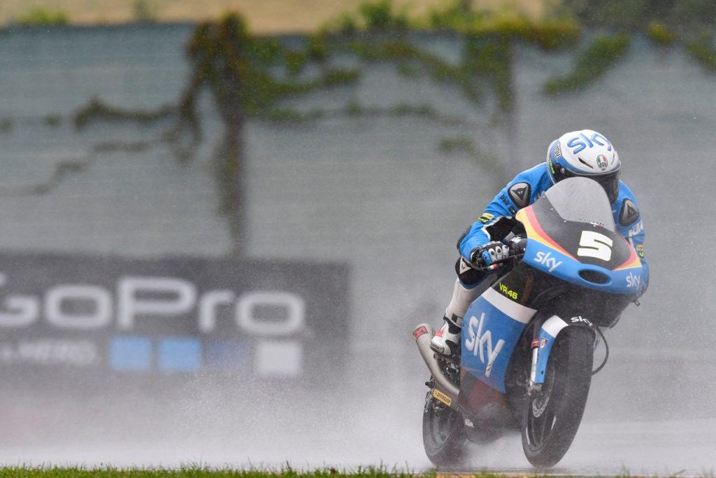 Romano Fenati - Sachsenring - Race - 2016