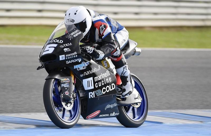 Romano Fenati - IRTA Test - Moto3 - 2017 - Jerez