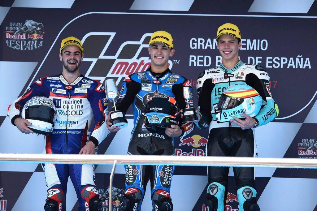 Romano Fenati - Jerez - 2017