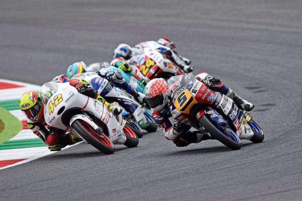 Romano Fenati - Mugello - Race - 2017