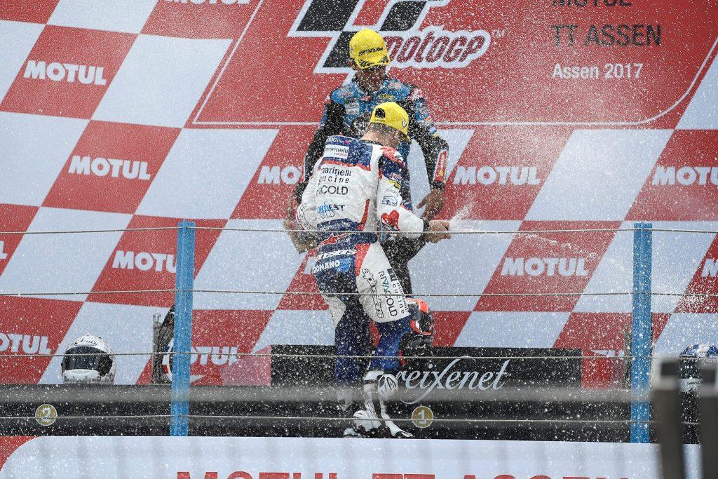 Romano Fenati - TT Assen - 2017 - Race - Moto3