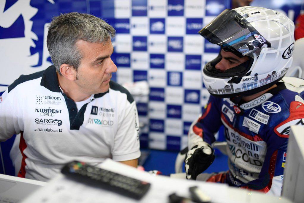 Romano Fenati - Sachsenring - Kwalificatie - Moto3 - 2017