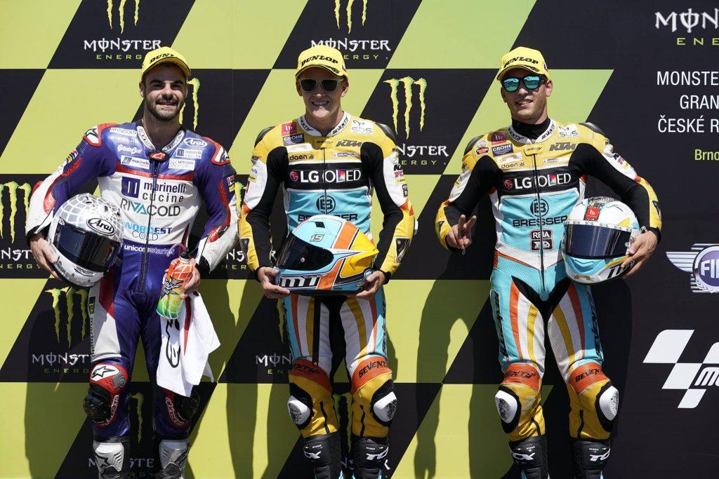 Romano Fenati - Brno - Moto3 - Kwalificatie - 2017
